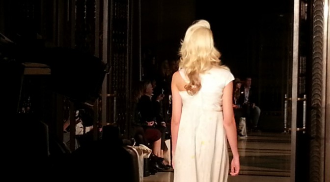 Fashion Week London 2013