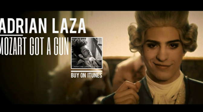 ADRIAN LAZA – Debüt-Single am Start