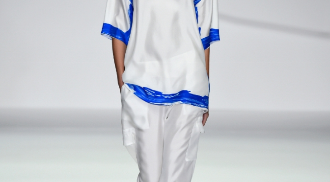 "Jasper Conran SS15 WOMENSWEAR – ""Timeless, contemporary British style"""