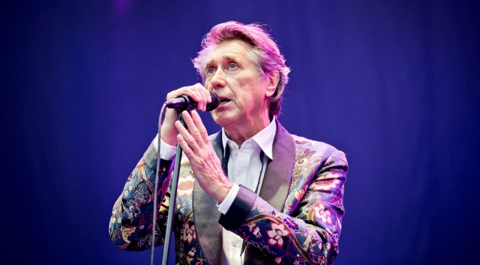 Bryan Ferry at Glastonbury 2014