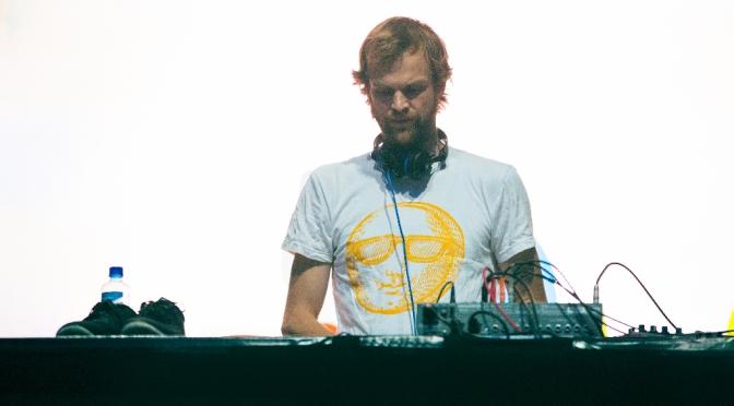Øyafestivalen 2014 – Todd Terje