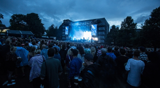 Øyafestival – Alljährlich im August