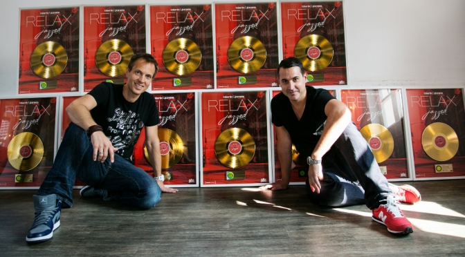 "BLANK & JONES ""RELAX – jazzed 2"" by Marcus Loeber"