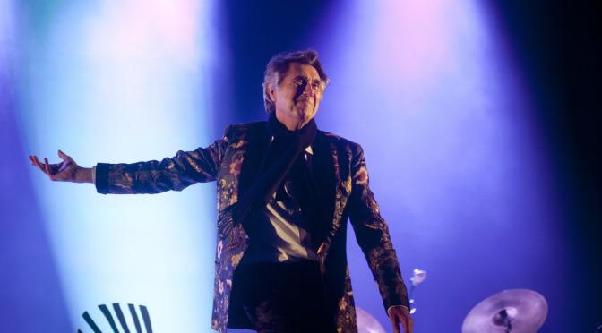 Øyafestivalen 2014 – Bryan Ferry