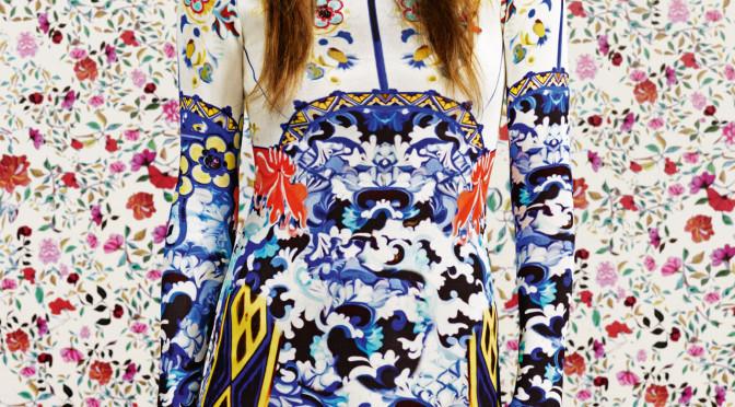 The 2015 BFC / Vogue Designer Fashion Fund Winner