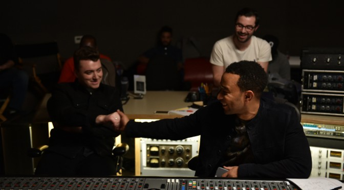 SAM SMITH AND JOHN LEGEND