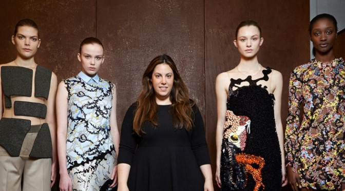 BRITISH FASHION COUNCIL ANNOUNCES WINNER
