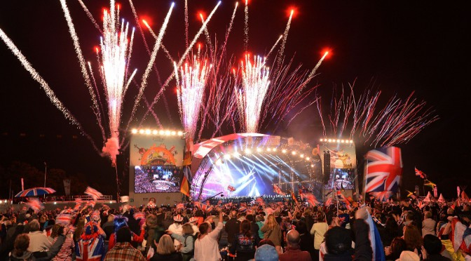 BBC PROMS IN THE PARK 2015