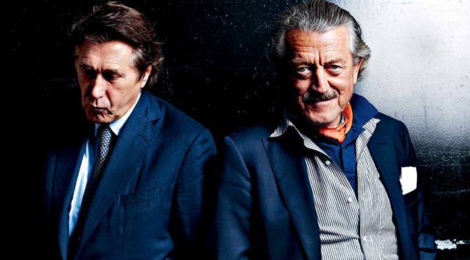 Bryan Ferry talks to Dieter Meier