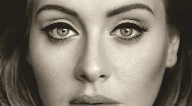 Adele – Someone like you –  Live from Brit Awards
