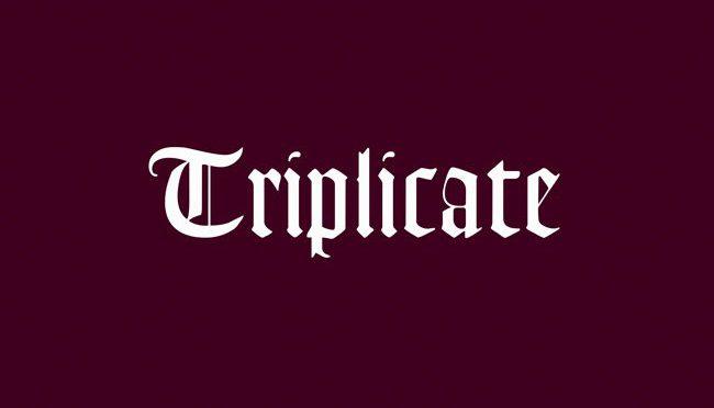 """Bob Dylan – """"Triplicate"""""""
