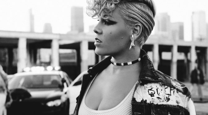 P!nk – Secrets (Official Video)